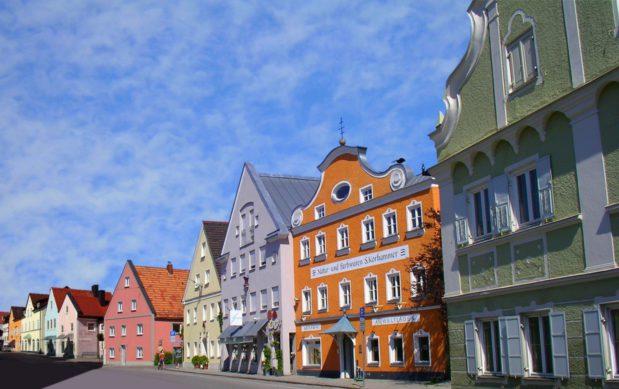 Urlaub im grünen Herzen von Bayern